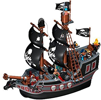 Una nave pirata